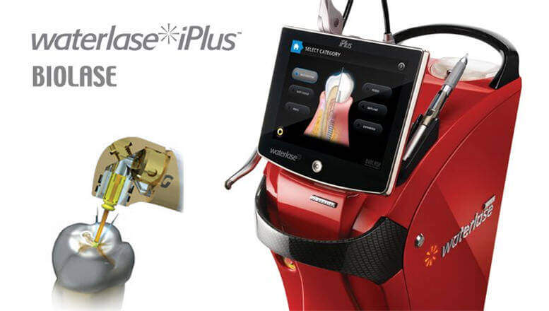 Laser Technology – Waterlase iPlus