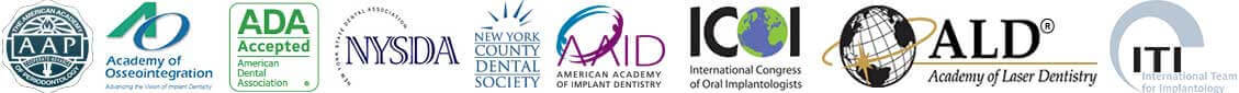 Dr Navid Rahmani DDS member of Dental Association